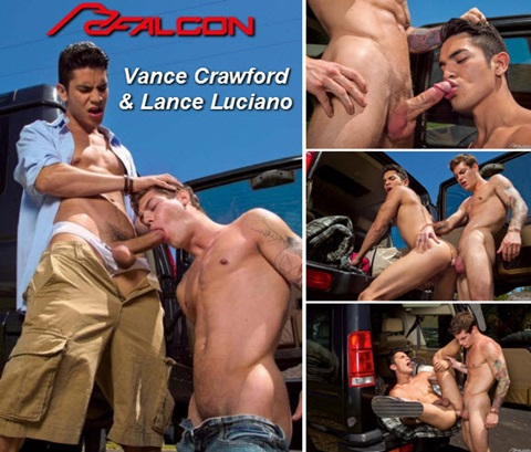 Vídeo Gay Online – Sexo Gay: Vance Crawford & Lance Luciano
