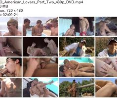 Vídeo Gay Download – Sexo Gay Bareback: American Lovers Part Two DVD Completo
