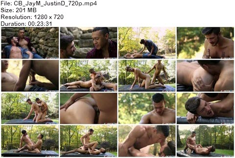 Vídeo Gay Download – Sexo Gay em Dose Dupla: Damien Crosse & Jessy Ares – Jay Mercer & Justin Dean