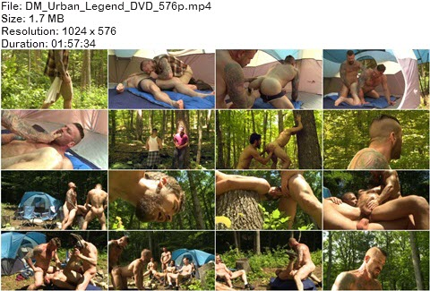 Vídeo Gay Download – Sexo Gay: Urban Legend DVD Completo