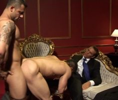 Vídeo Gay Online – Sexo Gay: Kevin Cage, Pedro Andreas & Daniel Marvin