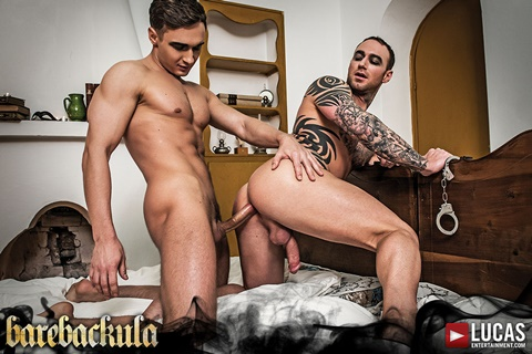 Vídeo Gay Online – Sexo Gay Bareback: Alex Kof & Dylan James
