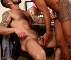 Next Door Ebony – Sexo Gay: Chris Harder & Jay Alexander
