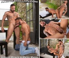 Vídeo Gay Download – Sexo Gay: Antonio Miracle & Martin Mazza