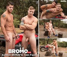 Vídeo Gay Download – Sexo Gay Bareback: Ashton McKay & Tom Faulk