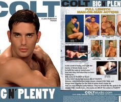 Vídeo Gay Download – Sexo Gay: Big N'Plenty DVD Completo