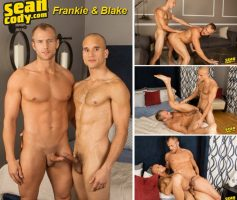 Vídeo Gay Download – Sexo Gay Bareback: Frankie & Blake