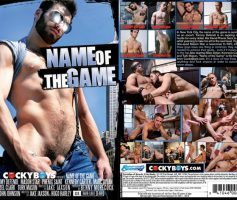 Vídeo Gay Download – Sexo Gay: Name Of The Game DVD Completo