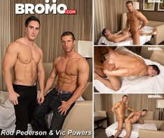 Vídeo Gay Download – Sexo Gay Bareback: Rod Pederson & Vic Powers