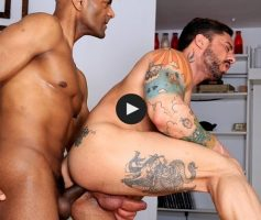 Vídeo Gay Download – Sexo Gay Bareback: Robin Sanchez & William Bravo