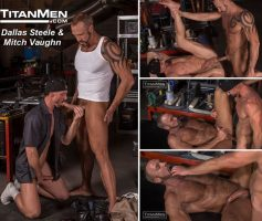 Vídeo Gay Download – Sexo Gay: Dallas Steele & Mitch Vaughn