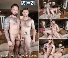 Vídeo Gay Download – Sexo Gay: Dennis West & Jordan Levine