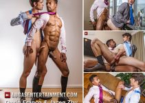 Vídeo Gay Download – Sexo Gay Bareback: Devin Franco & Jacen Zhu
