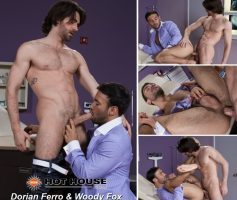 Vídeo Gay Online – Sexo Gay: Dorian Ferro & Woody Fox