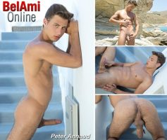 Vídeo Gay Download – Gato Gostoso: Punheta com Peter Annaud