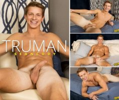 Vídeo Gay Download – Gato Gostoso: Punheta com Truman