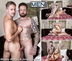 Vídeo Gay Download – Sexo Gay: Wesley Woods & Jordan Levine