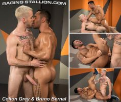 Vídeo Gay Download – Sexo Gay: Colton Grey & Bruno Bernal