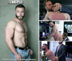 Vídeo Gay Download – Sexo Gay: Frank Valencia & Diego Reyes