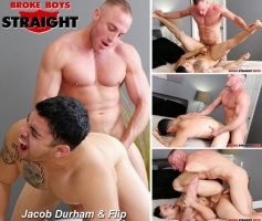 Vídeo Gay Download – Sexo Gay Bareback: Jacob Durham & Flip