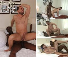 Vídeo Gay Download – Sexo Gay Bareback: Logan Moore & Titan Tex