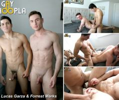 Vídeo Gay Download – Sexo Gay: Lucas Garza & Forrest Marks