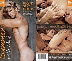 Vídeo Gay Online – Bel Ami: Summer With Mick DVD Completo