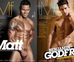 The Male Form – Machos Gostosos: Matt, Myles, Kyle, Benjamin Godfre, Vasa, Vince, Chad & Dietmar