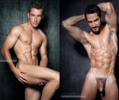 The Male Form – Machos Gostosos: Very Sexy Boys Selection