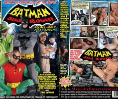Vídeo Gay Download – Sexo Gay: Batman & Robin An All-Male XXX Parody DVD Completo
