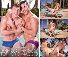 Vídeo Gay Download – Sexo Gay: Brent Corrigan & Topher DiMaggio
