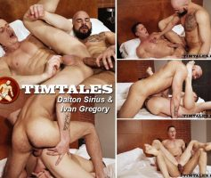 Vídeo Gay Download – Sexo Gay Bareback: Dalton Sirius & Ivan Gregory