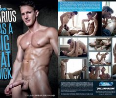 Vídeo Gay Download – Sexo Gay: Darius Has a Big Fat Dick 1 DVD Completo