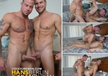 Vídeo Gay Online – CockSureMen: Hans Berlin & Sean Duran