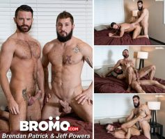 Vídeo Gay Online – Sexo Gay Bareback: Brendan Patrick & Jeff Powers