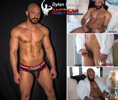 Vídeo Gay Download – Gato Gostoso: Punheta com Dylan Strokes