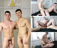 Vídeo Gay Download – Sexo Gay: James Manziel & Collin Simpson