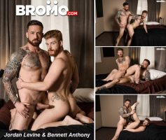 Vídeo Gay Download – Sexo Gay Bareback: Jordan Levine & Bennett Anthony