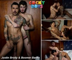Vídeo Gay Download – Sexo Gay: Justin Brody & Boomer Banks