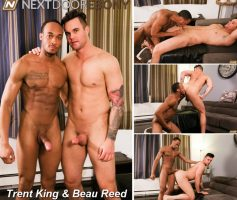 Vídeo Gay Download – Sexo Gay: Trent King & Beau Reed