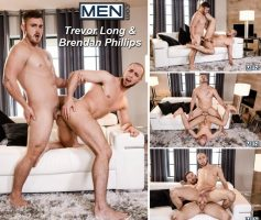 Vídeo Gay Online – Sexo Gay: Trevor Long & Brendan Phillips