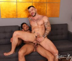 Vídeo Gay Online – Sexo Gay Bareback: Sergio Moreno & Richard Rodriguez