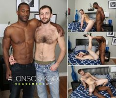 Vídeo Gay Download – Sexo Gay Bareback: Alonso & Kodi