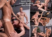 Vídeo Gay Download – Sexo Gay: Austin Wolf, Logan Moore & Skyy Knox