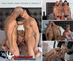 Vídeo Gay Download – Sexo Gay: Beau Taylor, Dylan Strokes & Johnny V