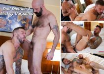 Vídeo Gay Download – Sexo Gay Bareback: Dolf Dietrich & Mickey Carpathio