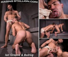 Vídeo Gay Download – Sexo Gay: Ian Greene & Bulrog