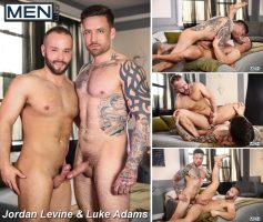 Vídeo Gay Online – Sexo Gay: Jordan Levine & Luke Adams