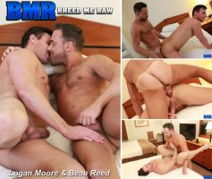 Vídeo Gay Download – Sexo Gay Bareback: Logan Moore & Beau Reed