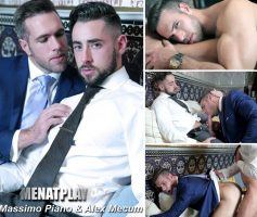 Vídeo Gay Online – Sexo Gay: Massimo Piano & Alex Mecum